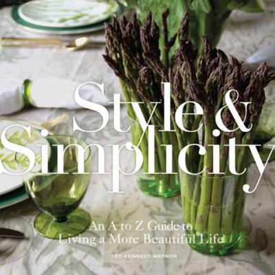 Style and Simplicity Hardcover - Mix Home Mercantile