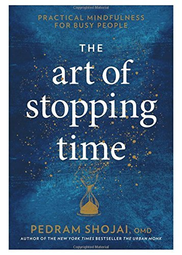 The Art of Stopping Time Hardcover - Mix Home Mercantile