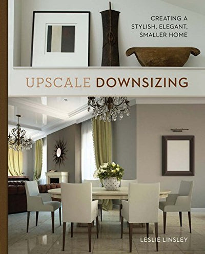Upscale Downsizing Hardcover - Mix Home Mercantile