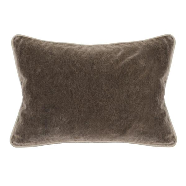 "14"" x 20"" Velvet Stonewash Pillow - Mix Home Mercantile"