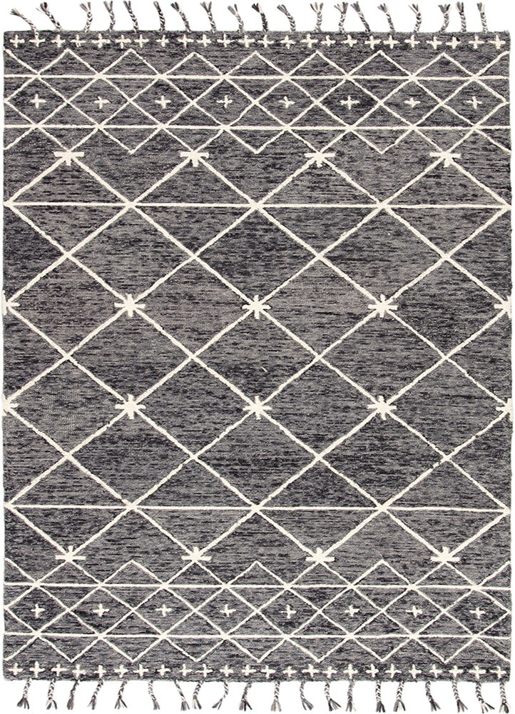 Pewter Rug 5' x 8' - Mix Home Mercantile