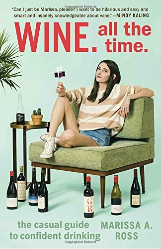 Wine all the Time Paperback - Mix Home Mercantile