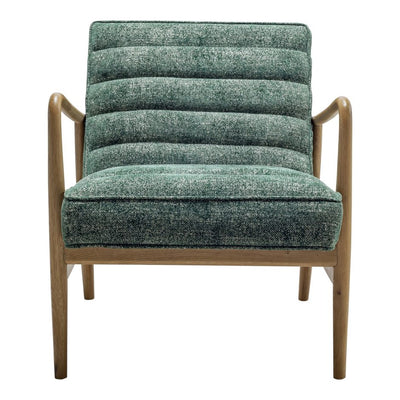 Forest Green Upholstered Chair - Mix Home Mercantile
