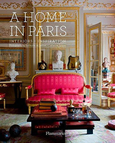 A Home in Paris hardcover - Mix Home Mercantile
