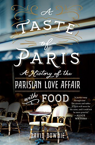 A Taste of Paris hardcover - Mix Home Mercantile