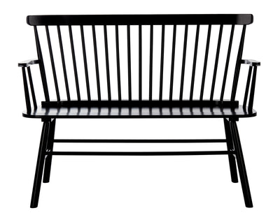 Spindle Back Settee Bench - Mix Home Mercantile