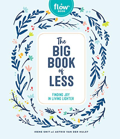 The Big Book of Less hardcover - Mix Home Mercantile
