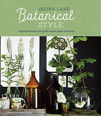 Botanical Style hardcover - Mix Home Mercantile