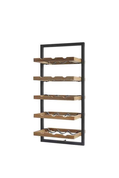 15 Bottle Wine Rack - Mix Home Mercantile