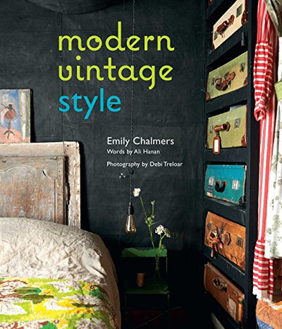 Modern Vintage Style Hardcover - Mix Home Mercantile