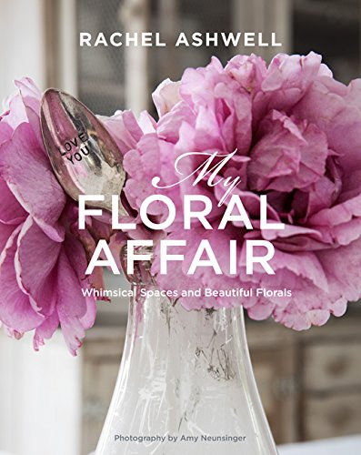 My Floral Affair hardcover - Mix Home Mercantile