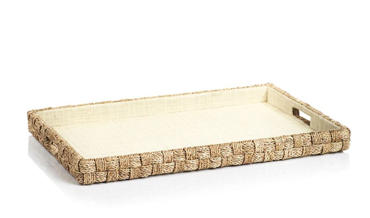 Rope Serving Tray - Mix Home Mercantile