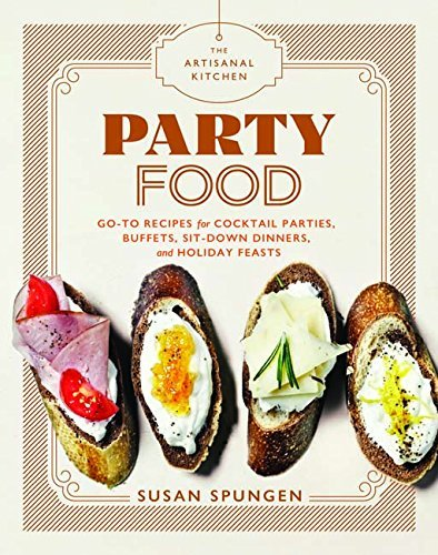 Party Food hardcover - Mix Home Mercantile