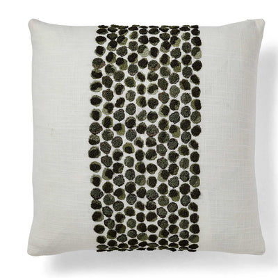 "20"" Fig Leaf Pillow - Mix Home Mercantile"