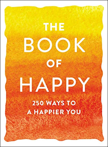 The Book of Happy paperback - Mix Home Mercantile