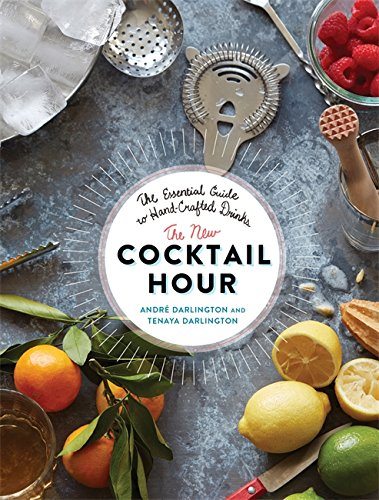 The New Cocktail Hour hardcover - Mix Home Mercantile