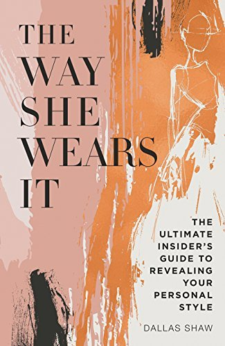 The Way She Wears It hardcover - Mix Home Mercantile