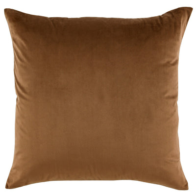 "Chestnut Velvet 22"" Pillow - Mix Home Mercantile"