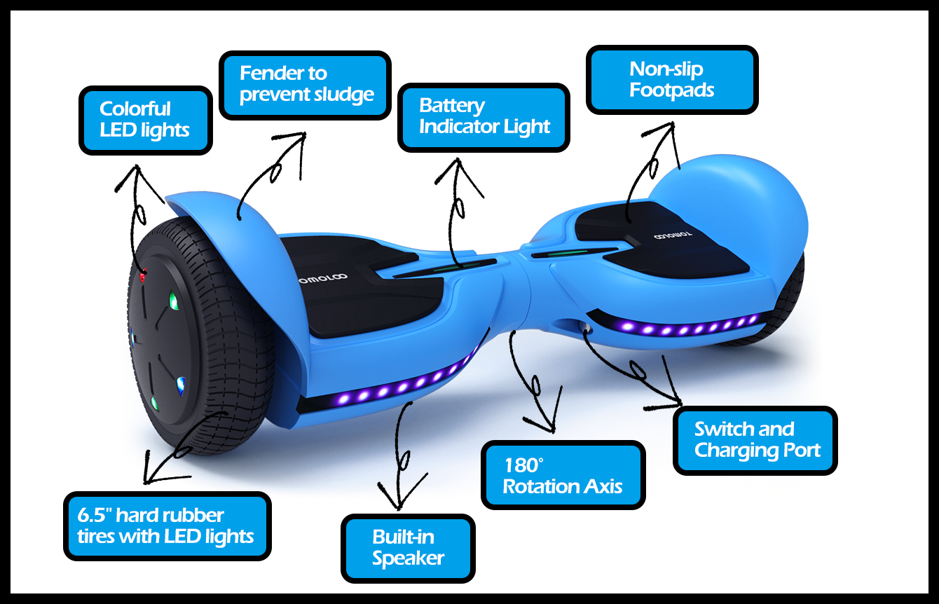 one wheels hoverboard
