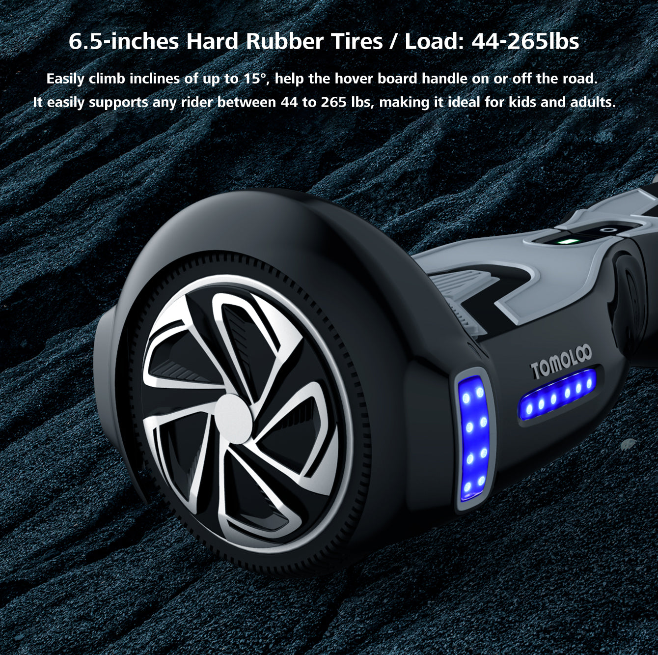 New hoverboard