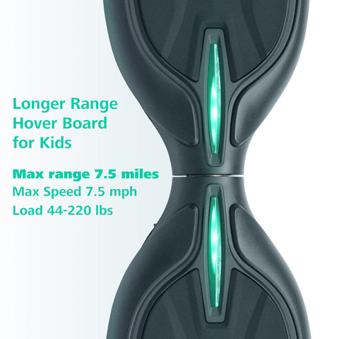Image of hoverboard black