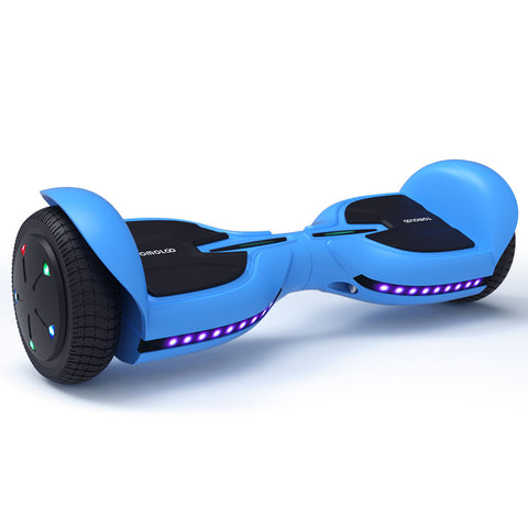 Image of hoverboard for kids off road
