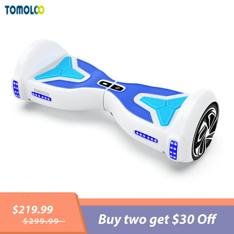 Image of a bluetooth hoverboard