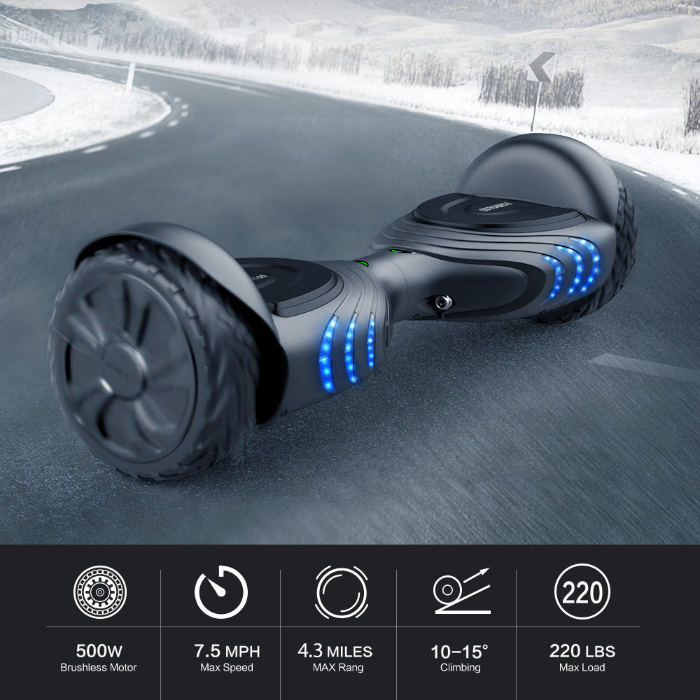 TOMOLOO Q2X Off Road Hoverboard