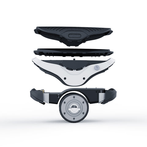 Image of Electric Roller Skate | One Wheel Electric Self Balancing Scooter | TOMOLOO Hovershoes S1