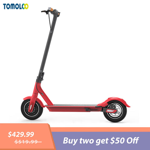 Image of Electric Scooter Bike | TOMOLOO L1-Plus Best Electric Scooter 2020 | Electric Scooter for Adults