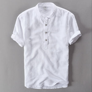 Casual Men's Short Sleeved Shirts