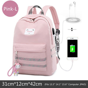 Campus Trend Girls Backpacks