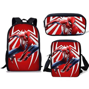 School Bag Set 3PCS Kids