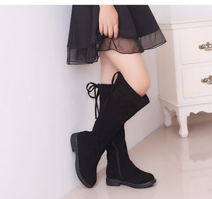 Knee-high Boots Princess Girls Shoes