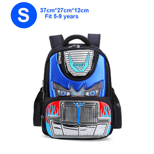 2019-2020  Led Eye  School Backpack