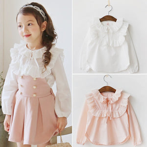 2019 FALL Girls Dress Collections for SCHOOL