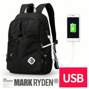 Water Repellen Nylon Backpack