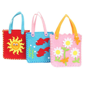 Non-woven Cloth Cartoon Bag Toys