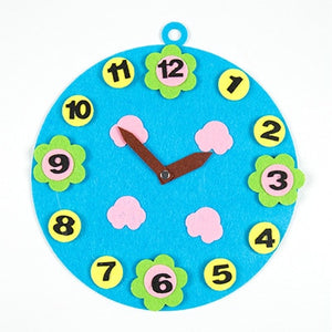 Kindergarten Digital Clock Children Toys