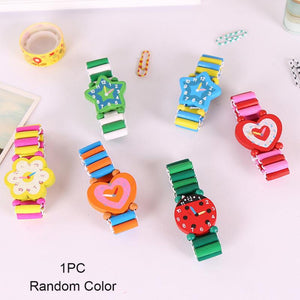 Kids Cartoon Wristwatches Toy