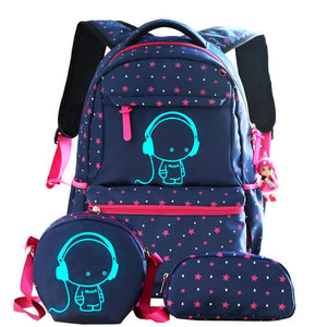 New Luminous School Backpacks
