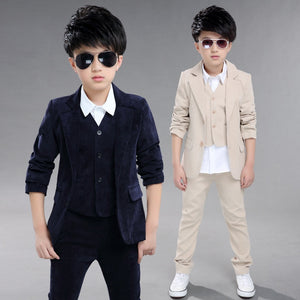 2019 Boy's  3pc Suit