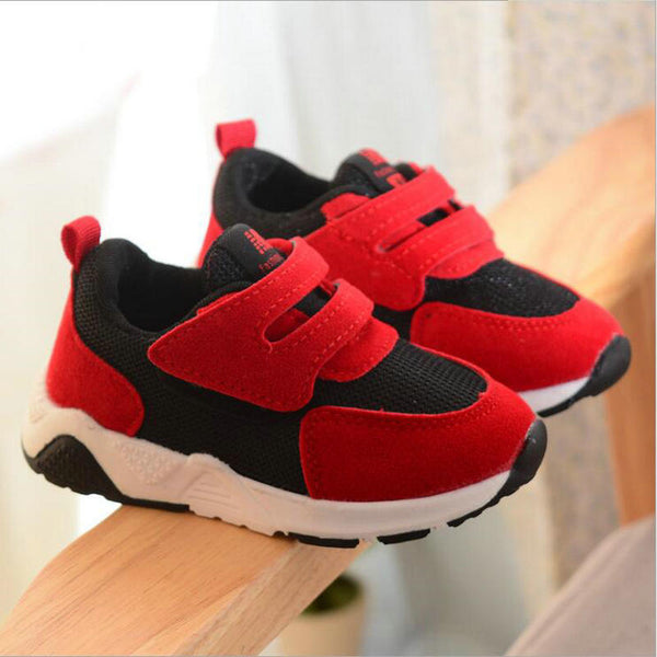 Air Mesh Breathable Children Casual Sneakers