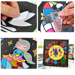 Magic transfer kids arts and crafts  toys