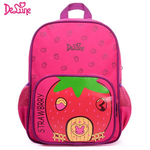 Decorative Cartoon/Doll Satchel Children School Bags