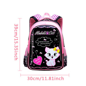 Princess Cat Children Backpack
