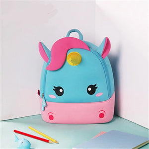 3D Cartoon Unicorn Bag