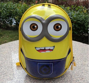 Minions 3D Backpack Kids