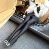 Women's Sexy Shiny Glossy Oil Shimmer Tights Stockings Pantyhose Hosiery