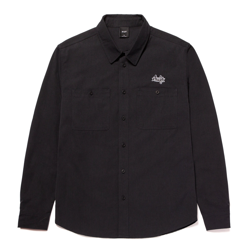 L/S Mechanical Shirt (Black)